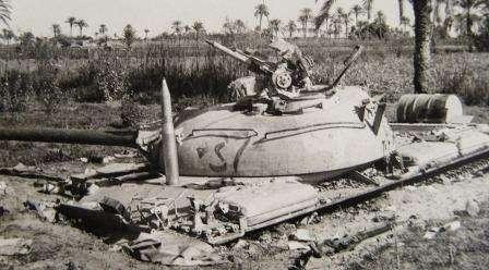 Надежная смена Герою. Танк Т-54 Т-55 и модификации. Египет июнь 1967 год