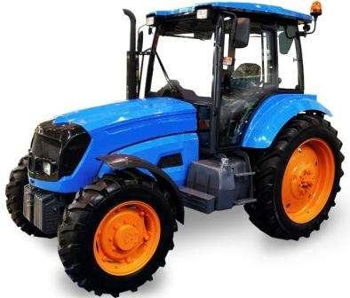 Настоящие Владимирцы. Трактор Агромаш-85