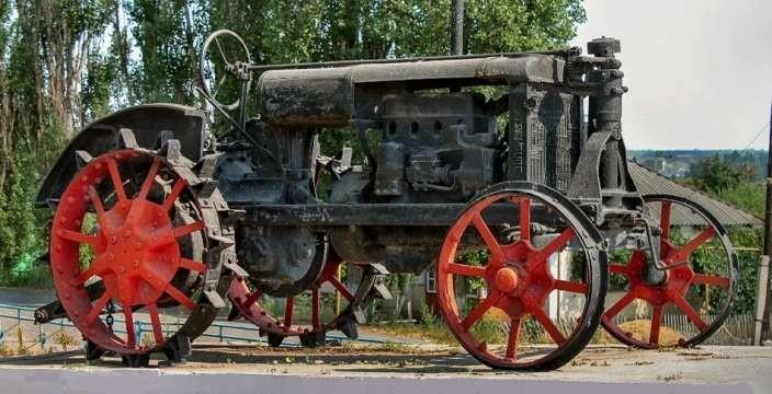 Настоящие Владимирцы. Трактор ВТЗ-Универсал