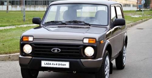 Нива 4x4 – самая популярная Российская машина за рубежом LADA НИВА 4х4 Urban