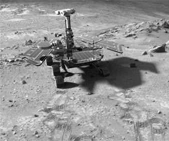 Операция по спасению Марсохода Спирит, до трактора 500 млн. километров.