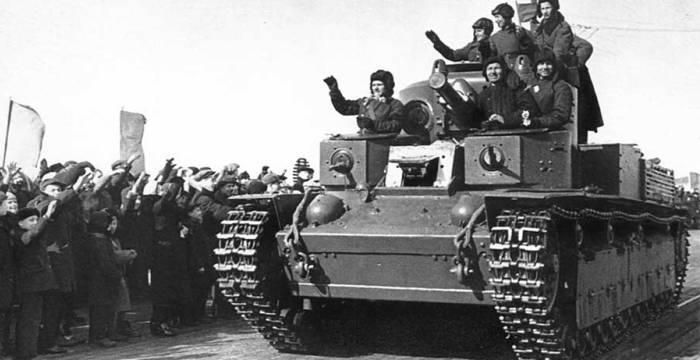 Первый Советский Тактик Т-28