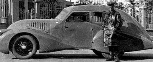 Первый советский Болид F-1. Конструктор Алексей Осипович Никитин и ГАЗ-А-АЭРО