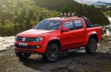 Пикапы-пикапы-пикапы. Volkswagen Amarok Canyon