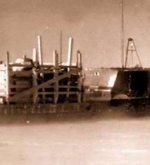"""Пятидесятники. Антарктический вездеход """"Пингвин"""" на базе БТР-50"""