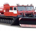 РУБЦОВСКИЙ МАШИНОСТРОИТЕЛЬНЫЙ ЗАВОД. Лесопожарный агрегат ЛПА521