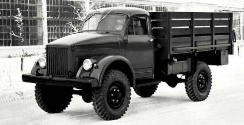 Рекордные показатели для Великой Победы. ГАЗ-63