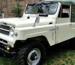 Ретросовременный - Nissan Patrol 60 Series