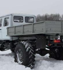 Садко — не былинный герой… ГАЗ-33081 «Садко»