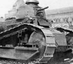 Самый удачный танк Первой мировой войны. Renault F-17