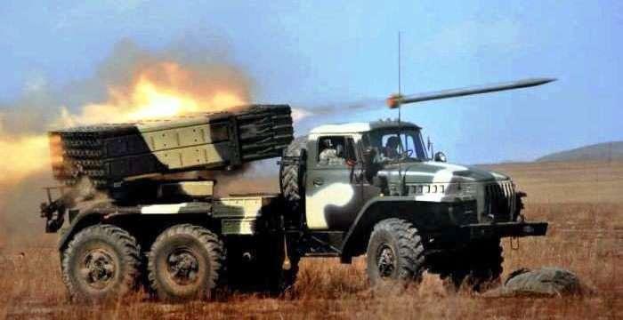 Символ Советской Армии Урал-375Д, хорош всем, кроме «обжорства». БМ-21-1 Град на шасси Урал 375Д