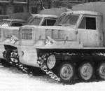 Советская история, после Великой Победы ГПИ-21 (на заднем плане) и ГПИ-22