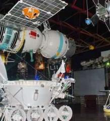 Со Второго дня... Макет Лунохода-2 в Житомирском Музеи Космонавтики им. С.П. Королева
