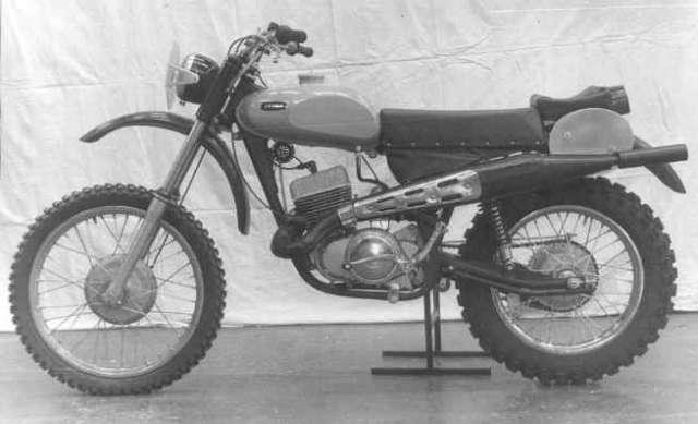 Спортивные мотоциклы ИЖ К-15