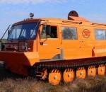 ТТМ-3902 охраняет трубопроводы, тушит пожары