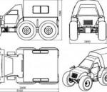 Тактико-Технические характеристики Вездеходов Литвина