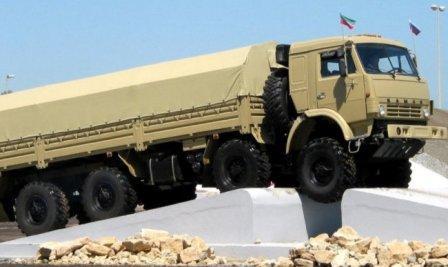 Тактико-технические характеристики автомобилей КАМАЗ семейства Мустанг