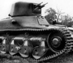 Танк Renault R-35 - легкий солдат