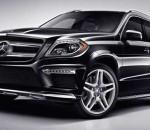 Тест-драйв Mercedes-Benz GL Class