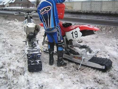 Тест EXPLORERМОТО на Honda XR650R и BMW G450X в рамках Мотослета Кабанья тропа 2011. Подзаправимся и в путь