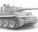 Тигры для Ворошилова. Panzerkampfwagen VI Tiger. Pz.Kpfw.VI. Sd.Kfz.181. Tiger Ausf.H1