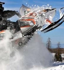 Тонкости выбора снегохода