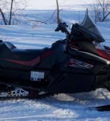 Туристический снегоход Arctic Cat TZ1 Turbo LXR