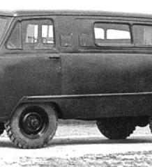 УАЗ-452 - Ему скоро 60, а он все молодеет... УАЗ-450