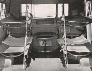 УАЗ-452 - Ему скоро 60, а он все молодеет... УАЗ-452 санитарно-эвакуационная машина
