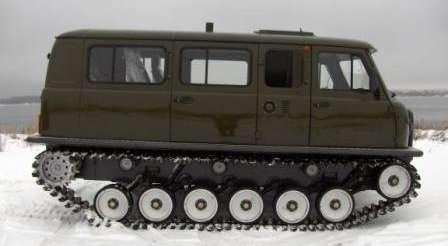 Узола ЗВМ-2411 П