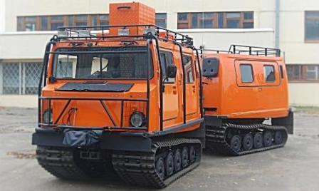 Универсальные вездеходы ГАЗ, ГАЗ-34091″БОБР», ГАЗ-34039 «Ирбис», двухзвенные ГАЗ-3351, ГАЗ-3344