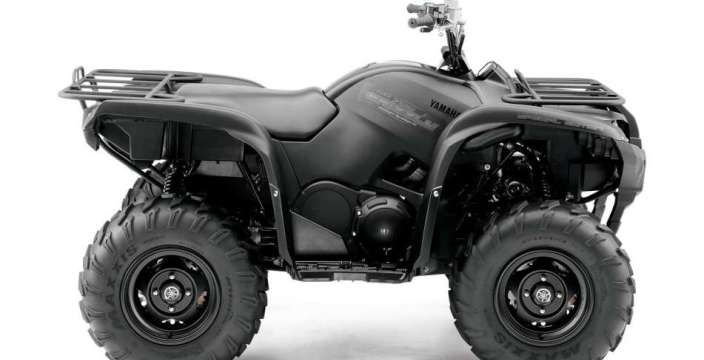 Усиленный Yamaha Grizzly 4x4 YFM 700 EPS