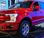 Форд недоволен большой популярностью. Обновленный F-150 2018 модельного года