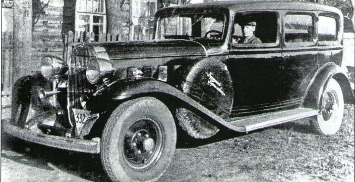 Шести литровый родстер Советов. Лимузин Л-1