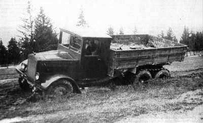 ЯГ-10 это Автомобиль-Вездеход! Испытания гусеничных лент