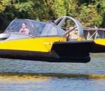 Янки украли у России идею экраноплана и «Ракеты». Hovercraft UH-19XRW