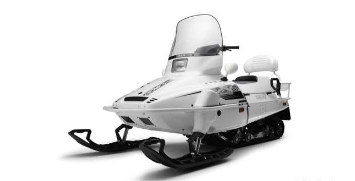 Японский сторожила. Снегоход Yamaha Viking 540 - Yamaha V540