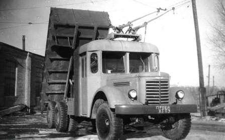 Ярославский автомобильный завод и его прошлое. ЯААЗ 210Е