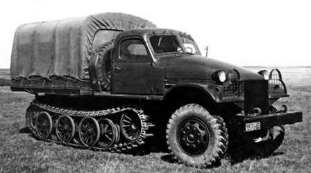 Ярославский автомобильный завод и его прошлое. ЯАЗ-200
