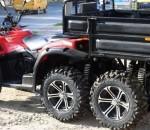 ATV от Русской Механики с нетрадиционной ... Русская Механика 650-II 6х4