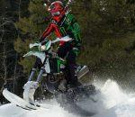 Arctic Cat SVX 450 снегоход или все таки сноубайк