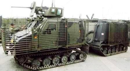 BvS-10 в северном исполнении. Английский брат Лося и Ледоруба
