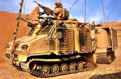 BvS-10 на посту. Афганистан. Английский брат Лося и Ледоруба