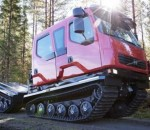 Cнегоболотоход TL6 - истеный Скандинав. Scandinavian Terrain Vehicles