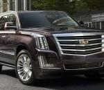 Cadillac Escalade - платиновый вездеход