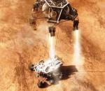 Curiosity заехал в кратер Гейла