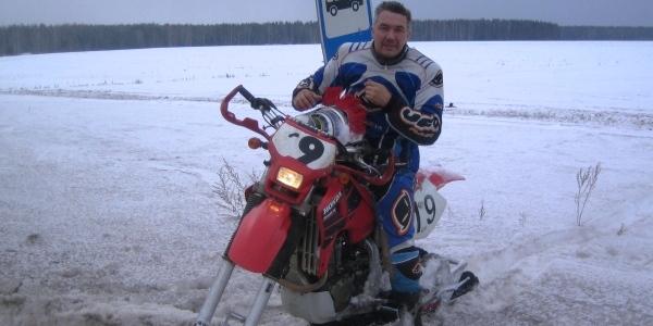 Explorer с мотоциклом - исследователь неисследованного. Интервью с Сергеем Евпряковым