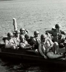 Ford GPA. Военный вездеход-амфибия