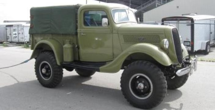 Ford-Marmon-Herrington С5-6