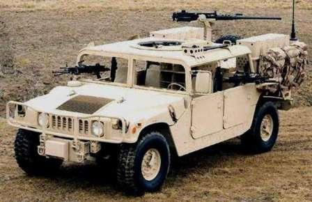 Hammer - давно демобилизован из американской армии. Военный Hammer H1